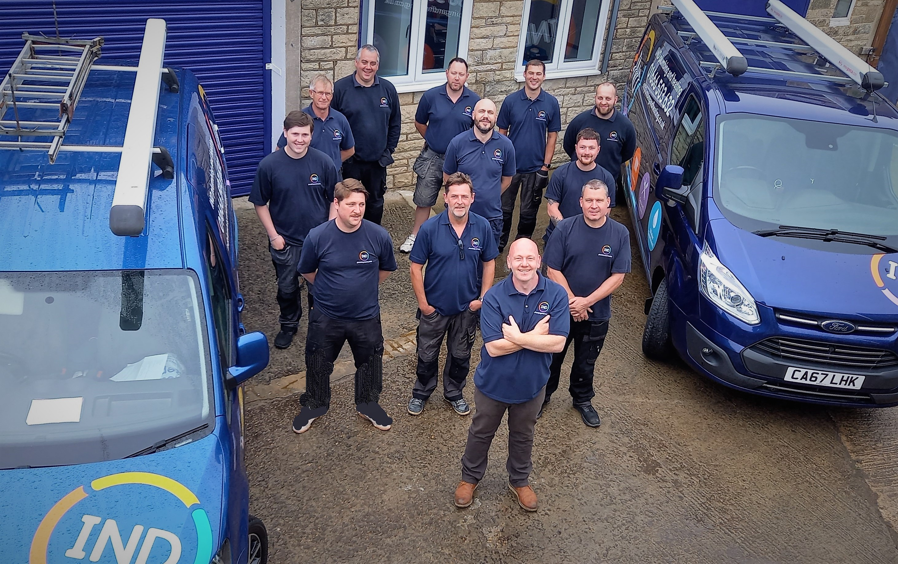 IND plumbing & heating Tetbury servicing