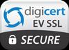 Digicert SSL Secure Badge