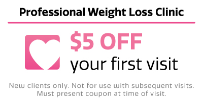 $5 Off your first visit coupon