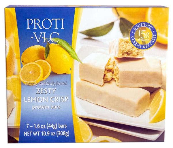 Proti - Zesty Lemon Crisp image