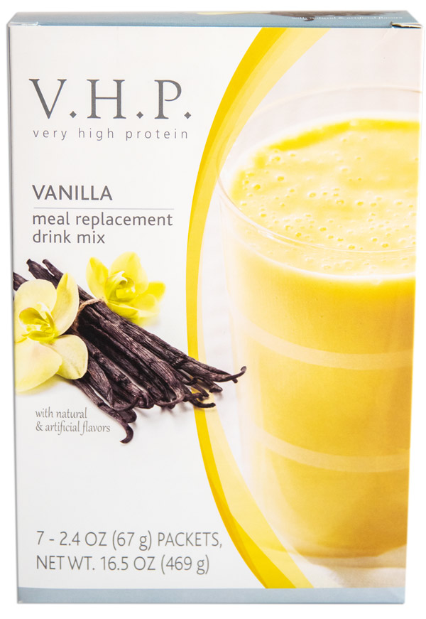 V.H.P. - Vanilla Meal Replacement Drink Mix image