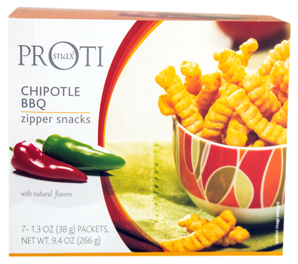 Proti - Chipotle BBQ Zipper Snacks image