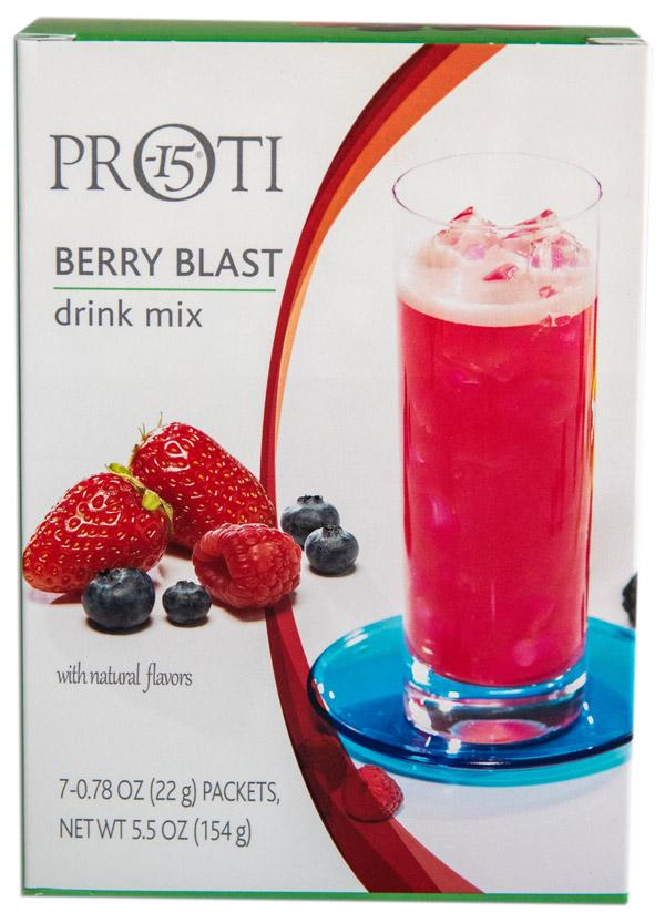 Proti - Berry Blast Drink Mix image