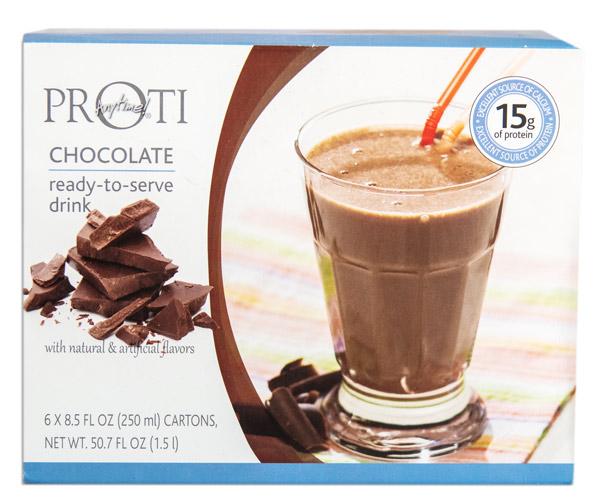 Proti - Chocolate Ready-to-Serve Drink image