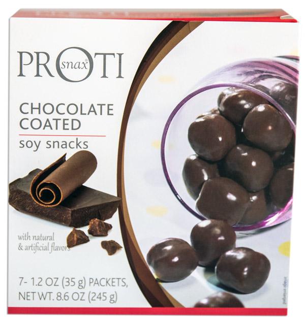 Proti - Chocolate Coated Soy Snacks image