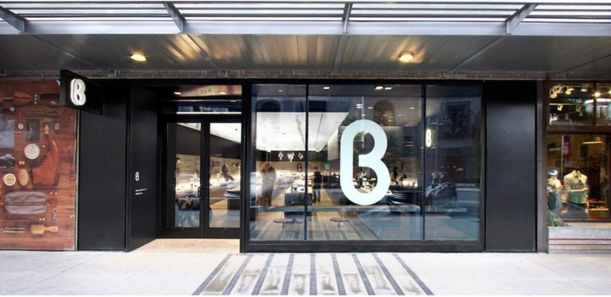 B8ta storefront