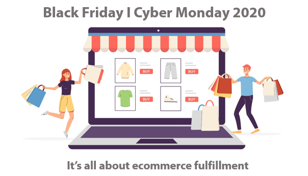 This Black Friday and Cyber Monday, it's all about ecommerce fulfillment
