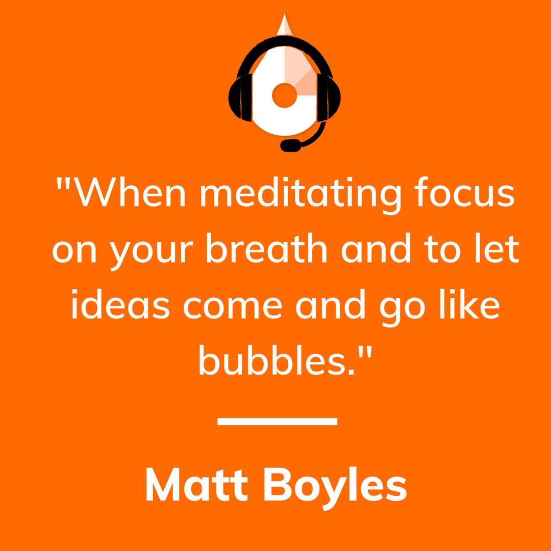 GoSweat | SweatCast Fitter You Matt Boyles