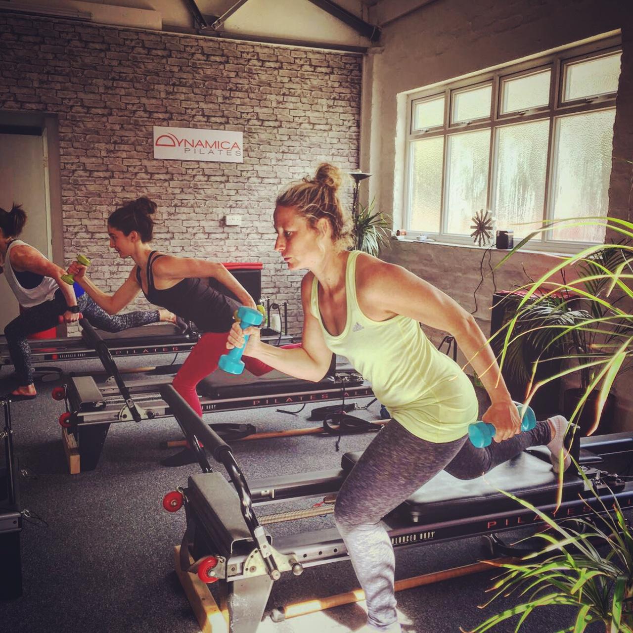 Dynamica Pilates Clapham |  GoSweat