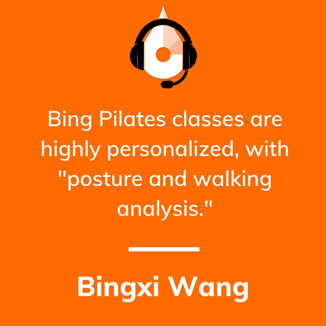 Bing Pilates Podcast