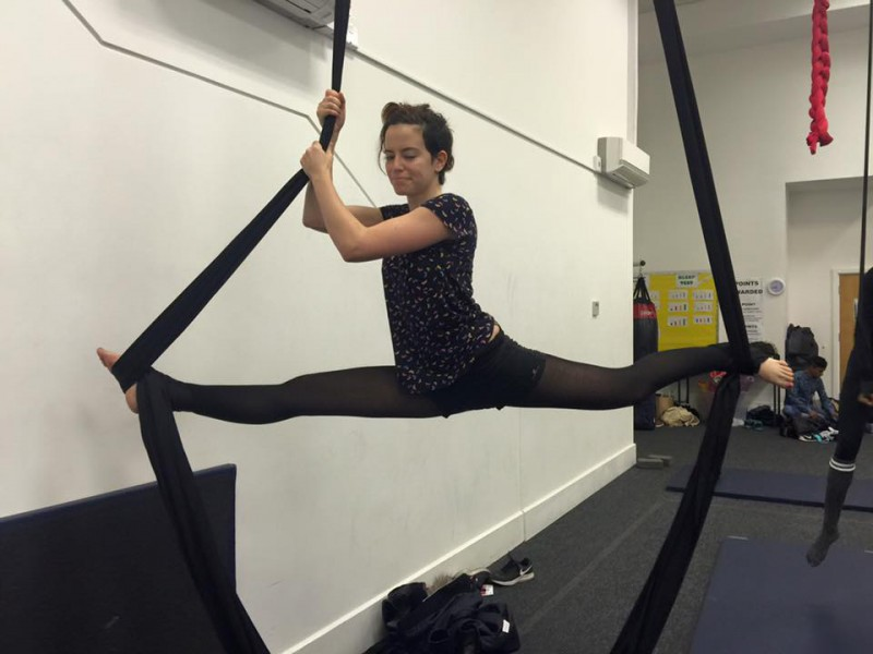 Aerial Active | GoSweat