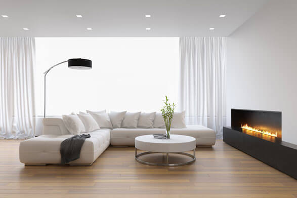 3 Types of Gas Fireplaces & How to Choose the Best Option