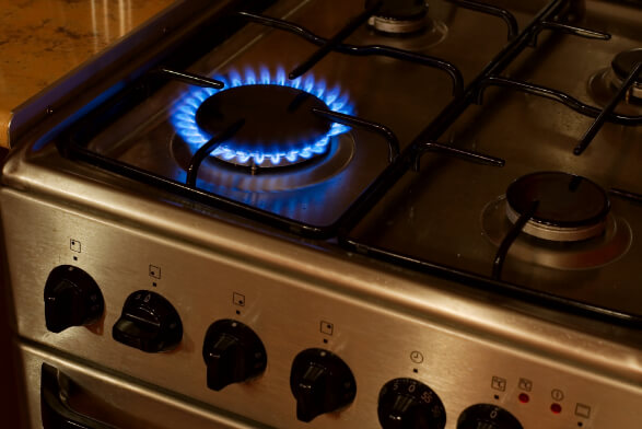 How to Properly Clean Gas Stove and Oven