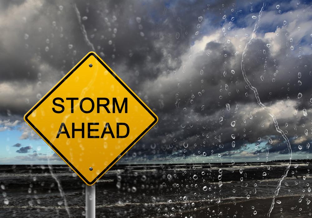 Storm sign