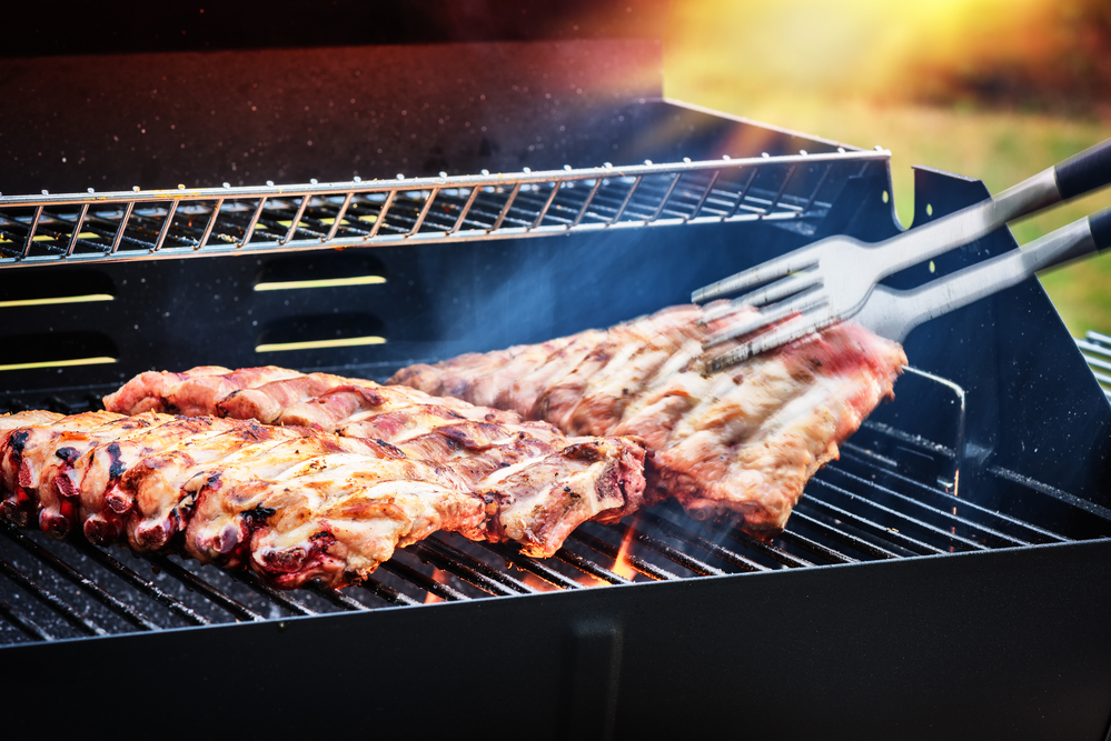 The Advantages of Grilling with Gas