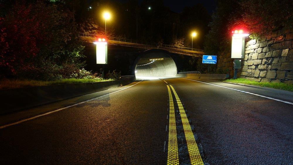 Rehabilitering av Hop og Nesttuntunnellene