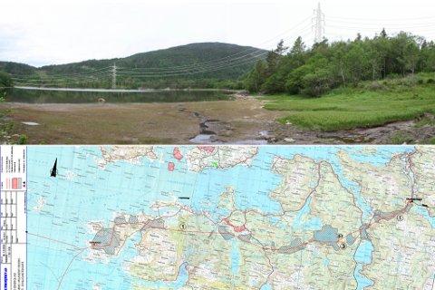 Bygging av 132kV kraftledning for Sunnfjord Energi AS