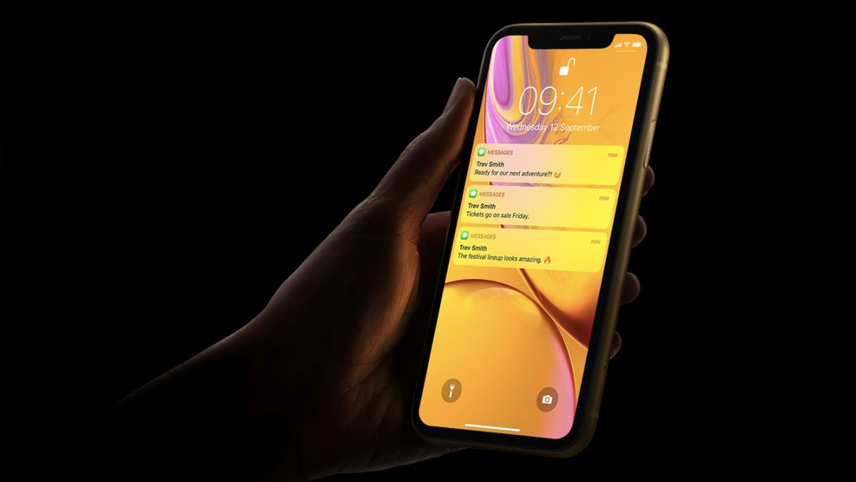 Apple iPhone XR NFC