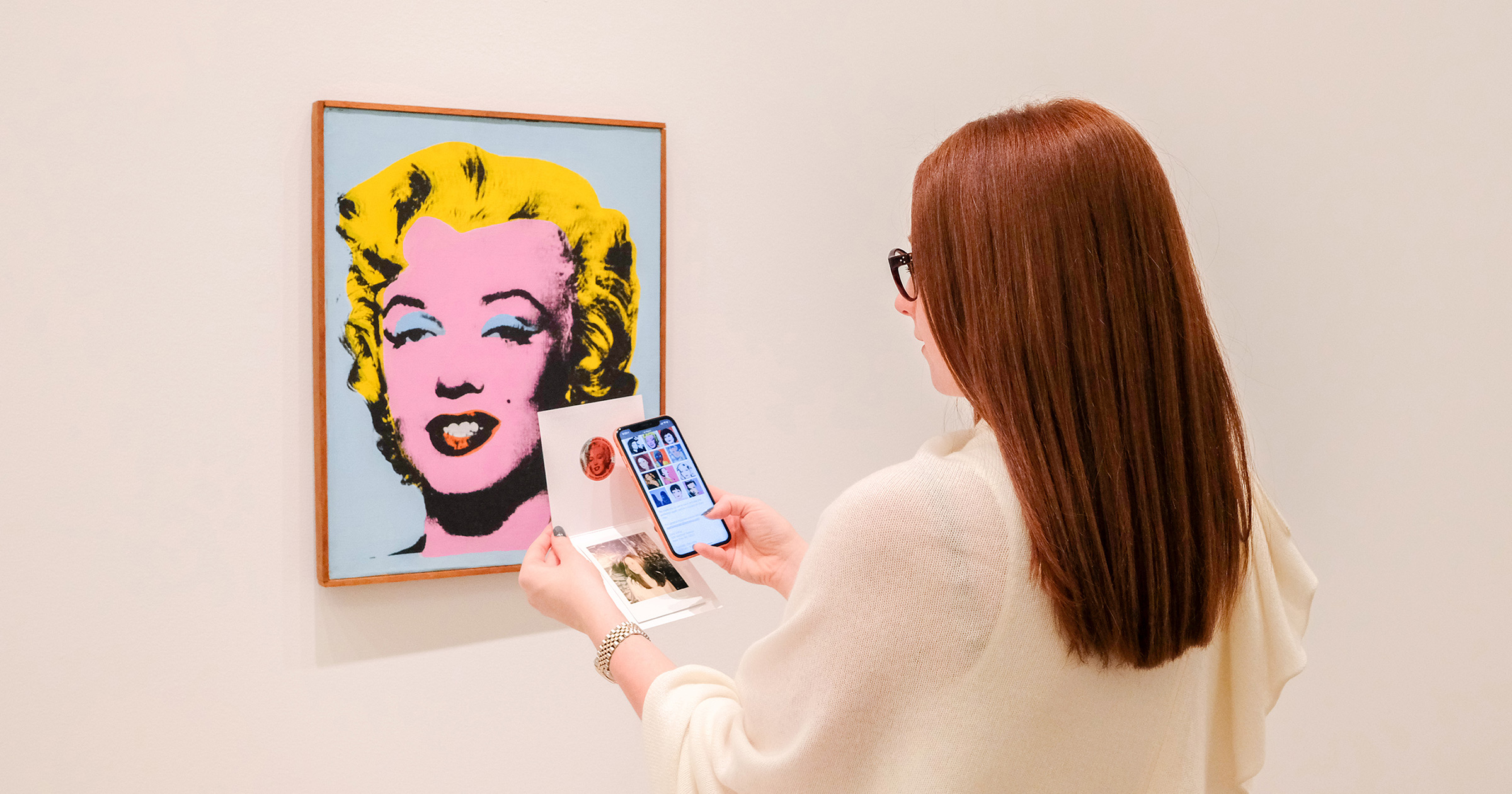 ​Blue Bite powers Warhol Women, a new exhibition at Lévy Gorvy in New York that presents Andy Warhol's portraits of women from the early 1960s through the 1980s, inviting the viewer to ponder the artist's complex and often contradictory relationship to myths and ideals of femininity, beauty and power.