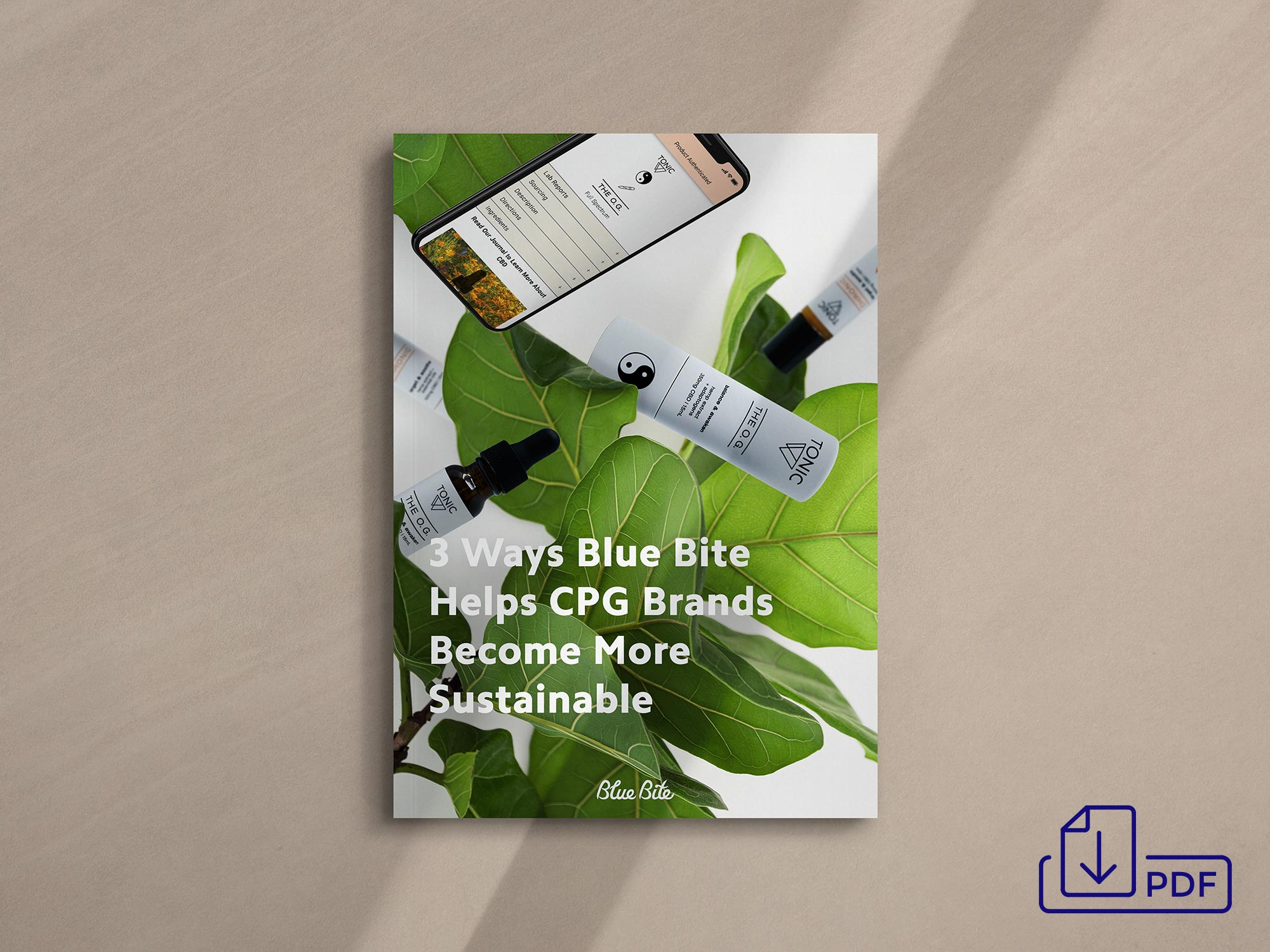 Get the 3 Ways Blue Bite Helps GPG Brands Become More Sustainable PDF