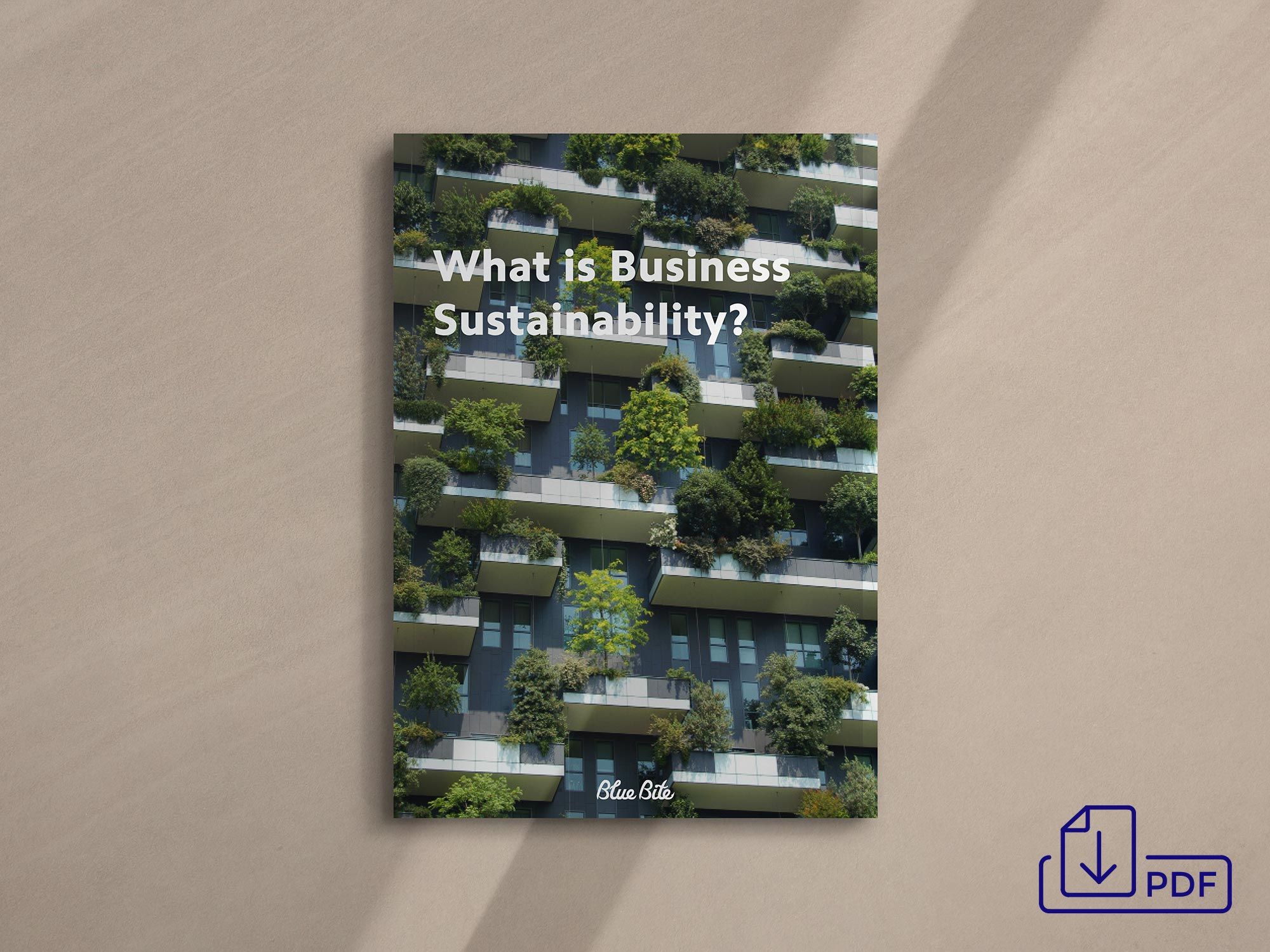 Get the What is Business Sustainability PDF