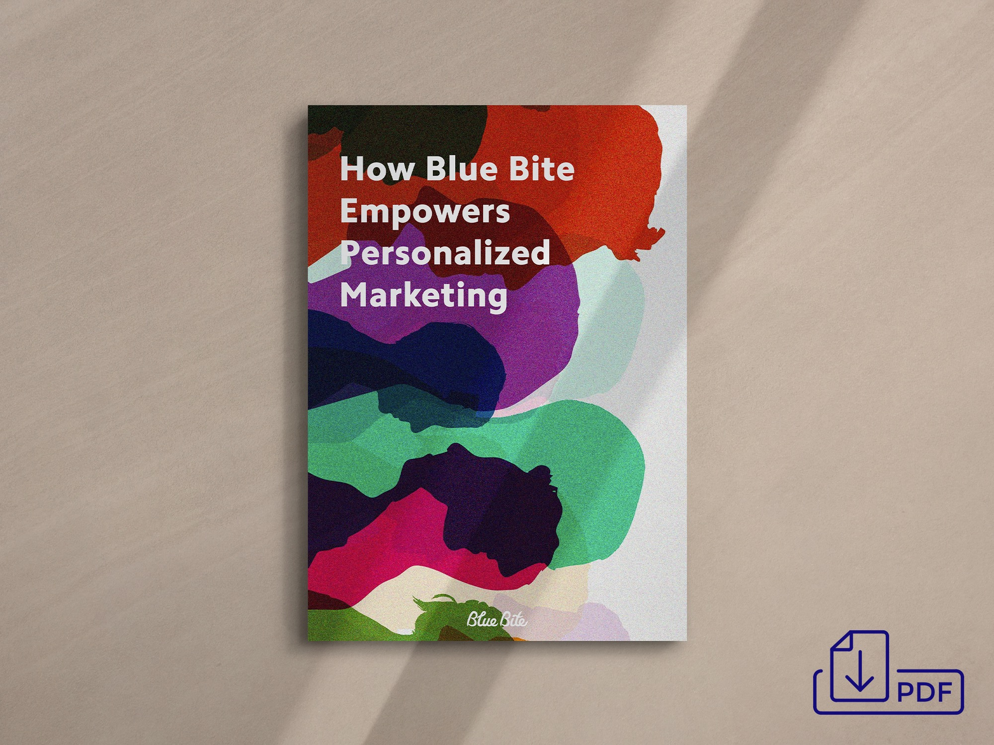 Get the Personalized Marketing PDF
