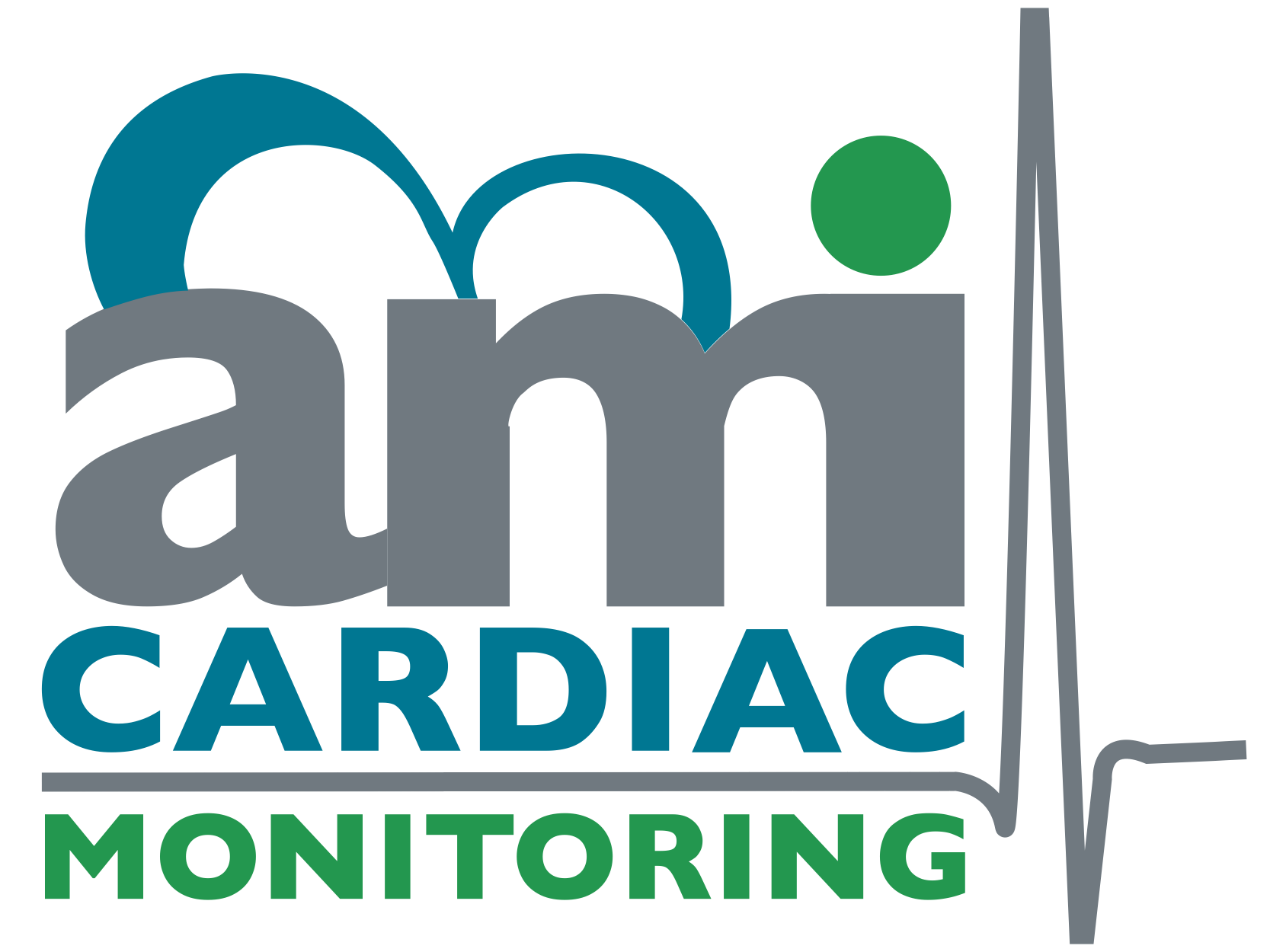 AMI cardiac monitoring logo