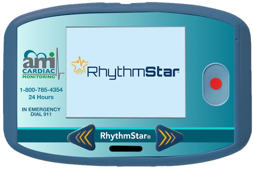 RhythmStar mobile telemetry unit