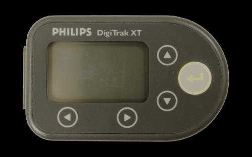Philips Digitrak holter monitor