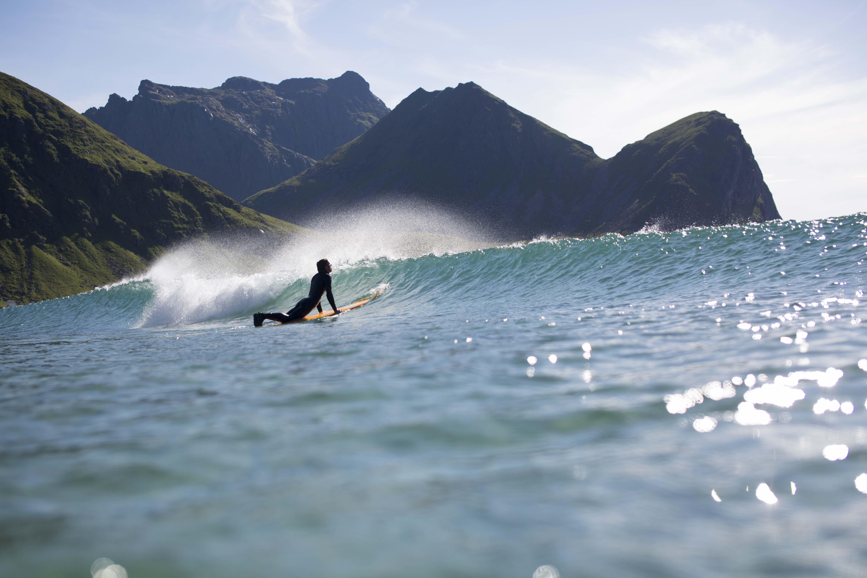 Surfing Unstad