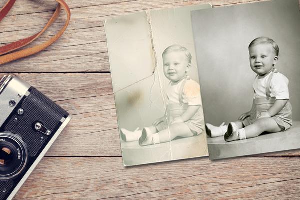 Photo Restoration