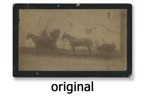 Photo Restoration Original