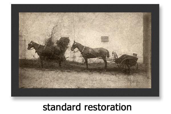 Photo Restoration Standard