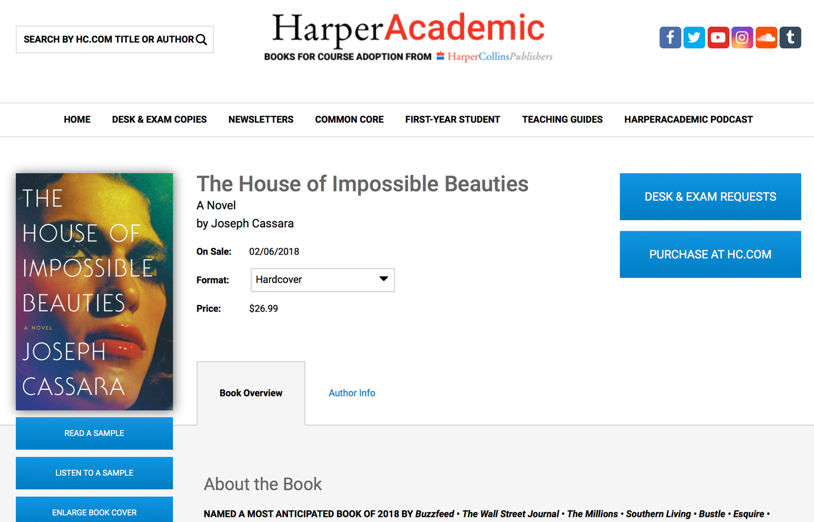 Freedom and flexibility – HarperAcademic relishes Supafolio & launches new website