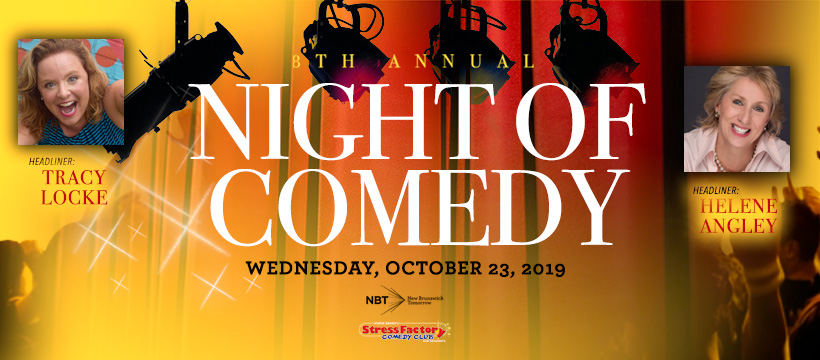NBT Night of Comedy Banner