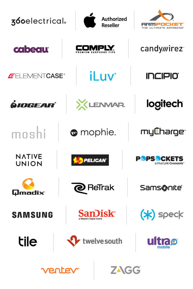 Accessory Brands of InMotion featuring Apple, Moshi, Logitech, & More
