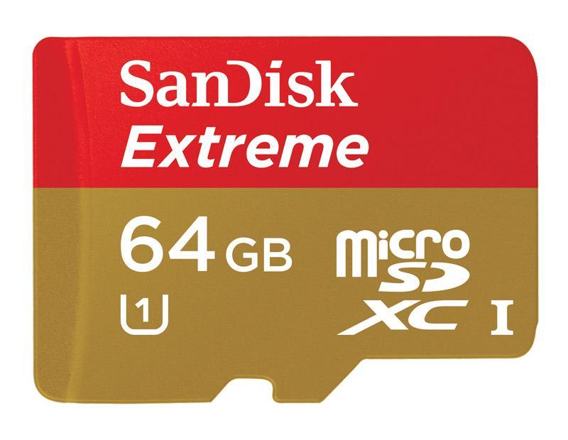 SanDisk Memory Card