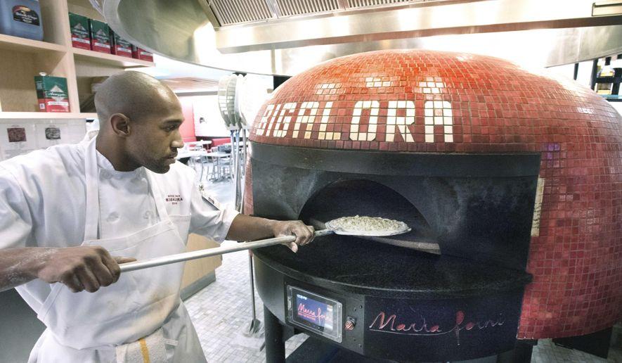 Bigalora Wood Fired Cucina Pizza