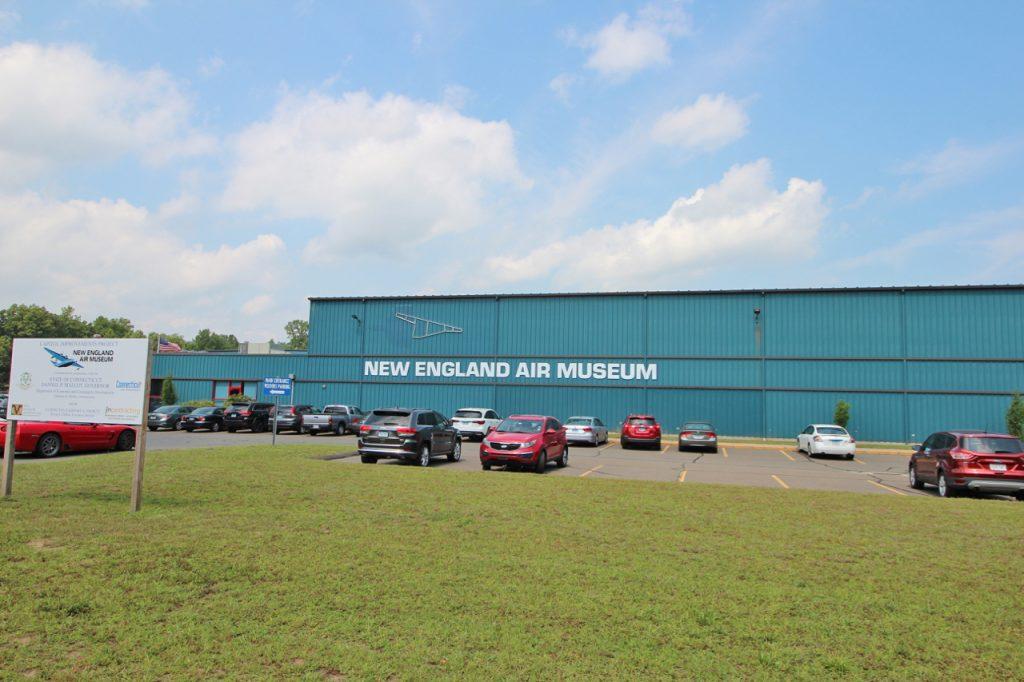 New England Air Museum exterior