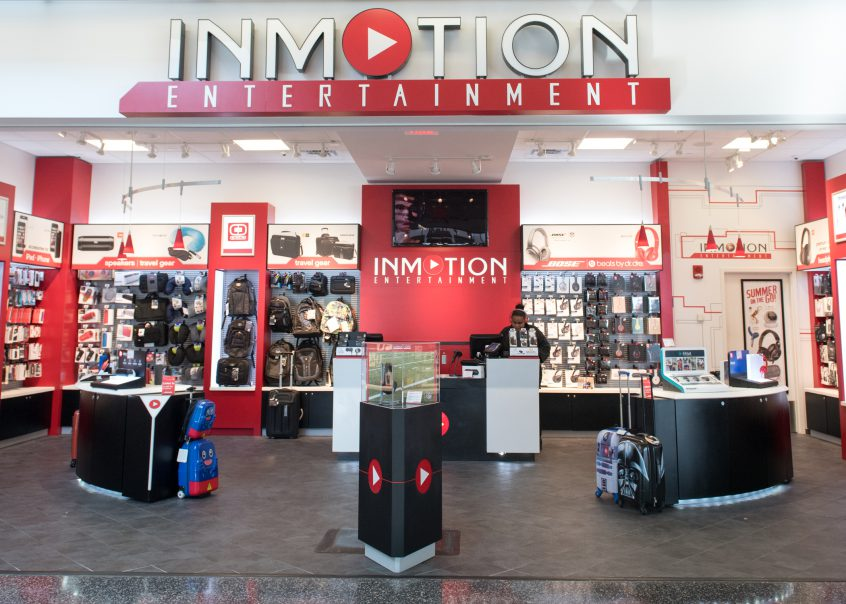 inmotion entertainment store