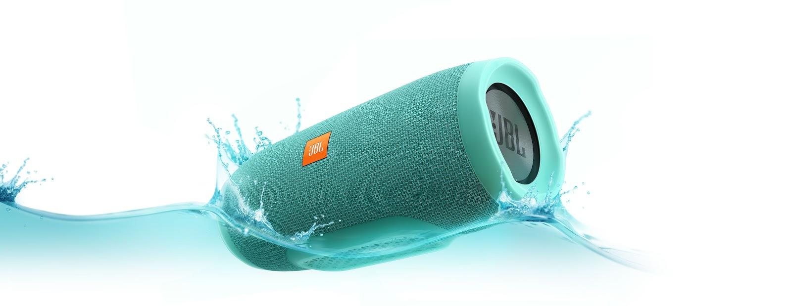 JBL Charge 3 Full-Featured Waterproof Portable Speaker