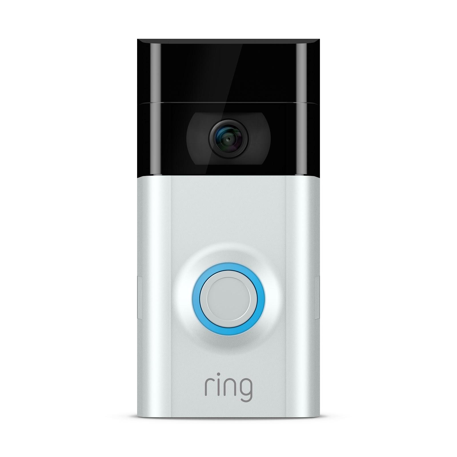 The Ring Video Doorbell 2