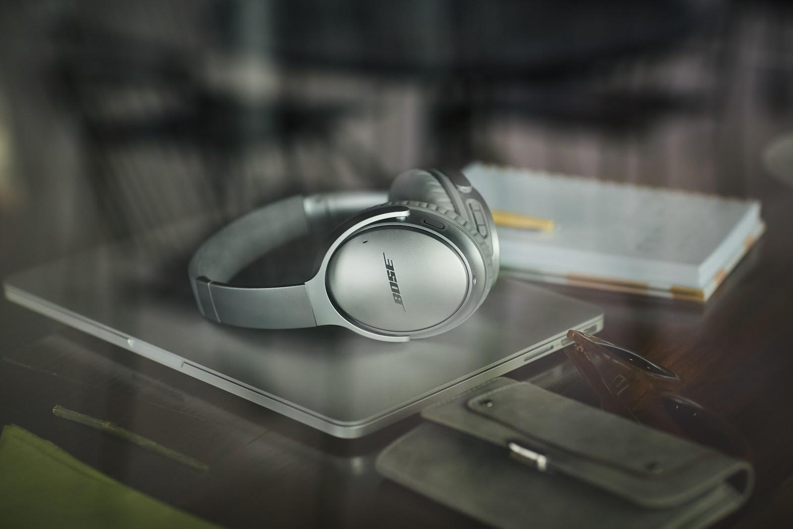 Bose QuietComfort 35 II eadphones
