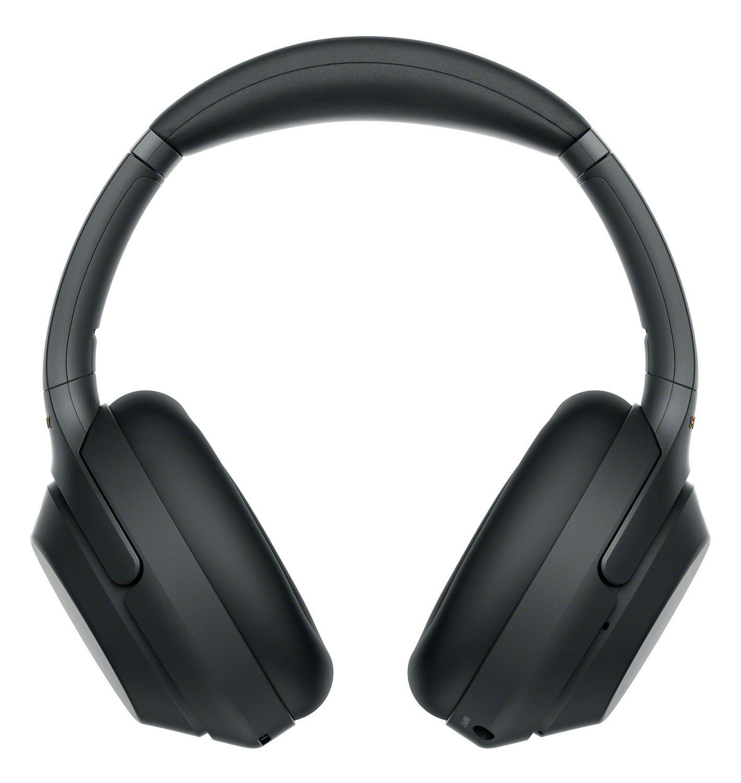 The Sony WH-1000XM3 Wireless Noise-Canceling Headphones