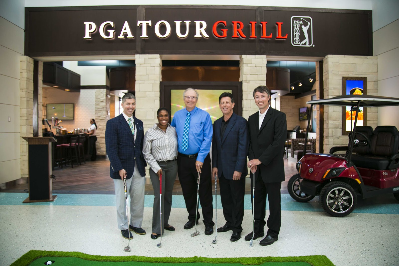 Image result for pga tour grill jacksonville airport