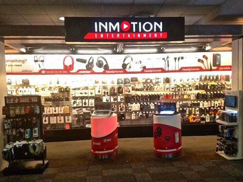 InMotion Oakland International Airport