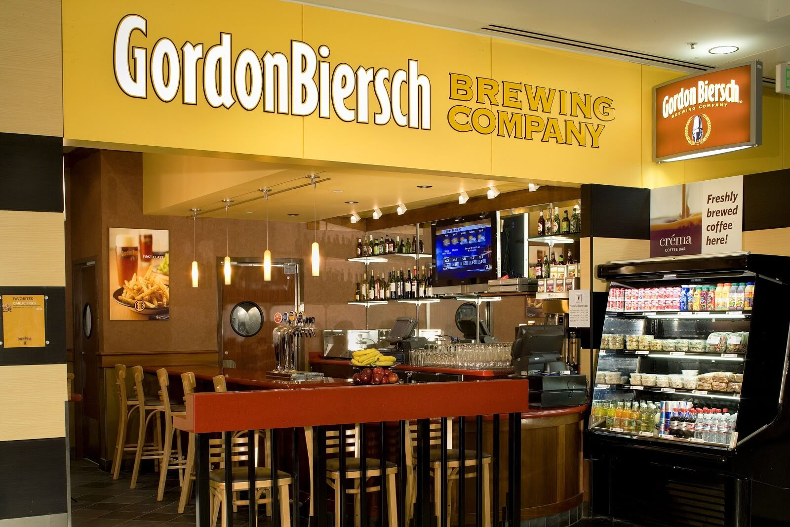 Gordon Bierscher Brewing