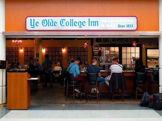 ye olde college inn
