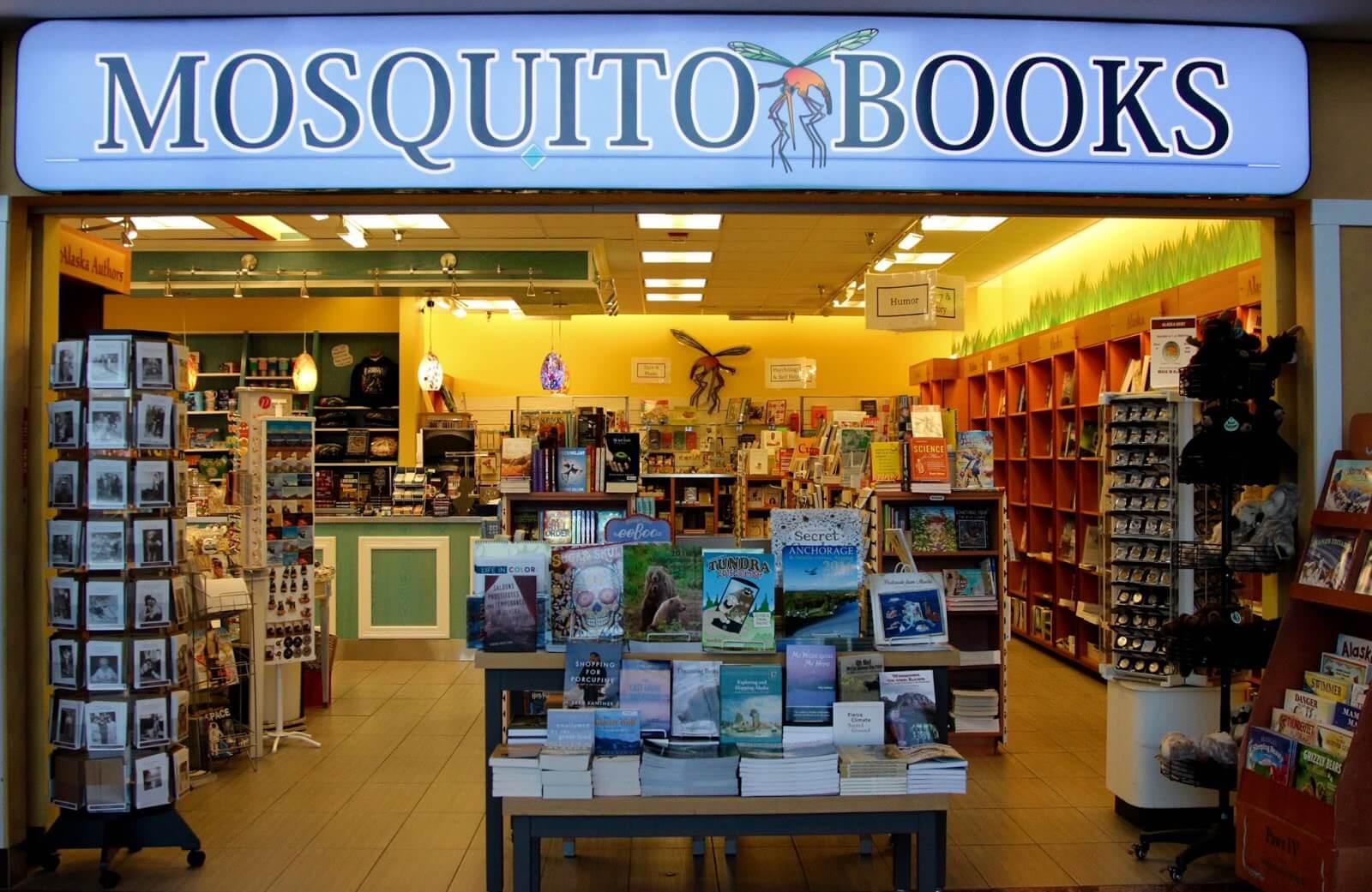 Mosquito Books