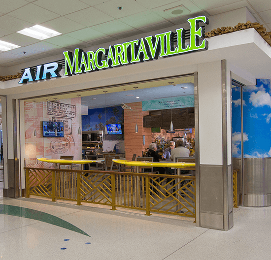 Air Margaritaville Miami Airport